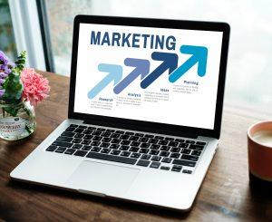 laptop computer online marketing